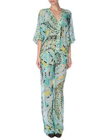 EMILIO PUCCI - Pant overall
