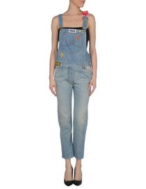 LOVE MOSCHINO - Pant overall