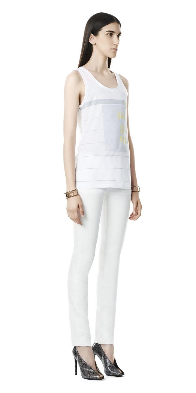 Balenciaga Gant Zip Pants