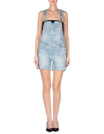 LIU •JEANS - Short pant overall