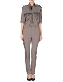 HOTEL PARTICULIER - Pant overall