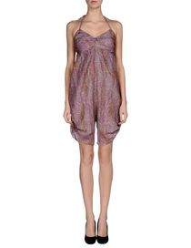 GOLD CASE SOGNO - Short pant overall