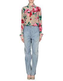 DOLCE & GABBANA - Salopette pantaloni lunghi