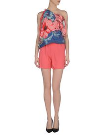 MARCO RICCI & LESLIE - Short pant overall