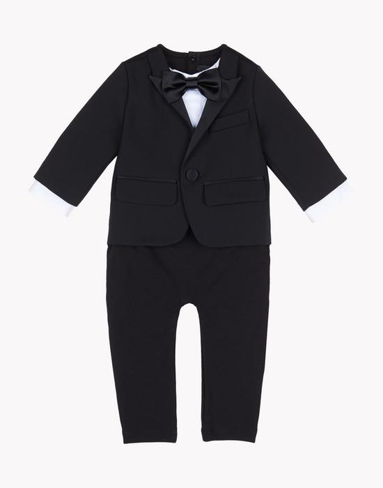tuxedo jumpsuit dungarees Man Dsquared2