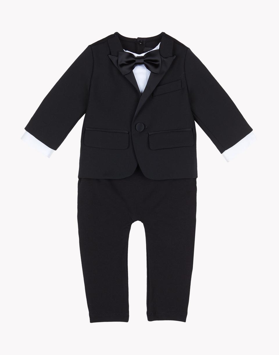 tuxedo jumpsuit overalls Man Dsquared2