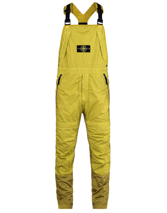 Pant Overall Stone Island Men Official Store