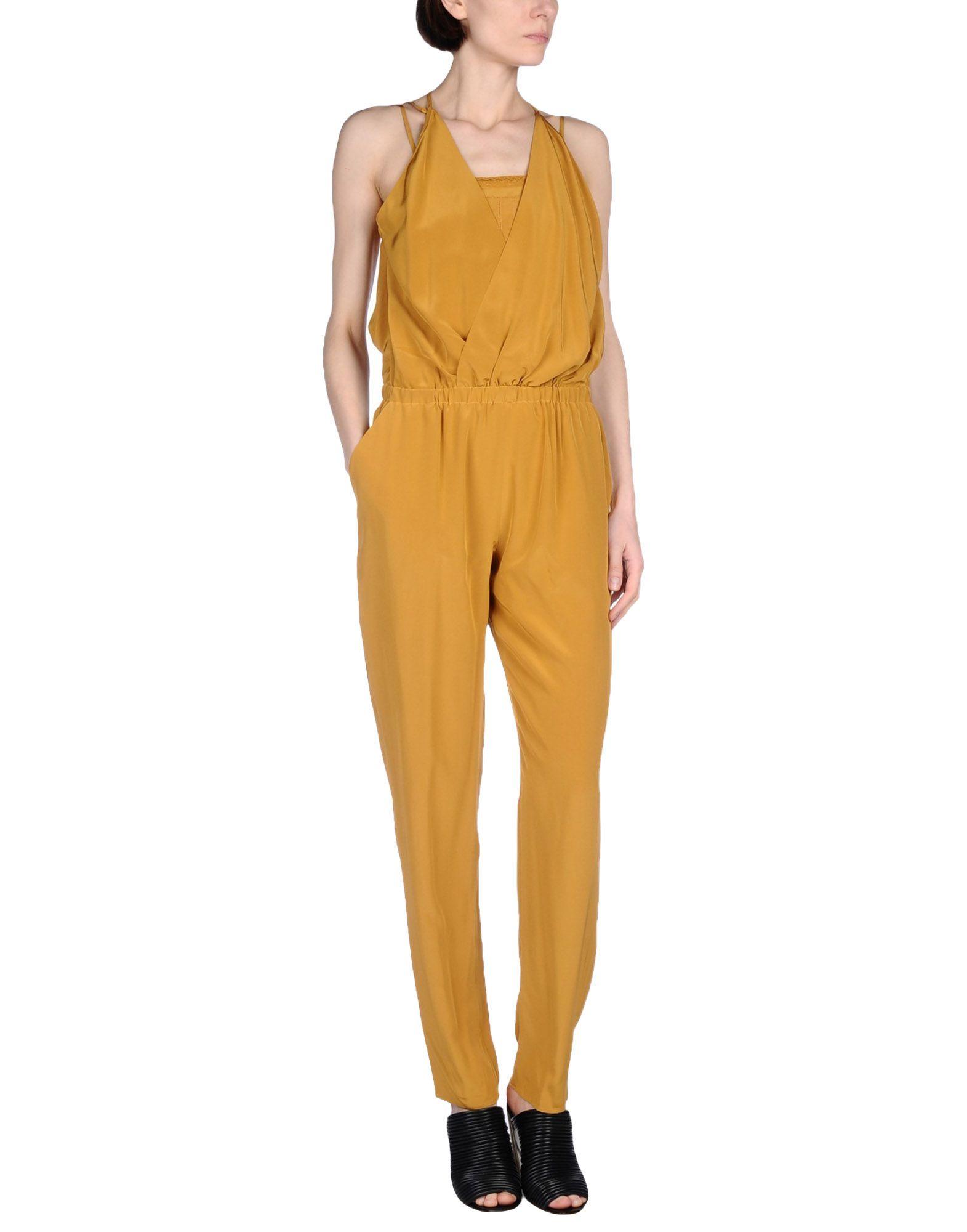 vanessa bruno female vanessa bruno jumpsuits