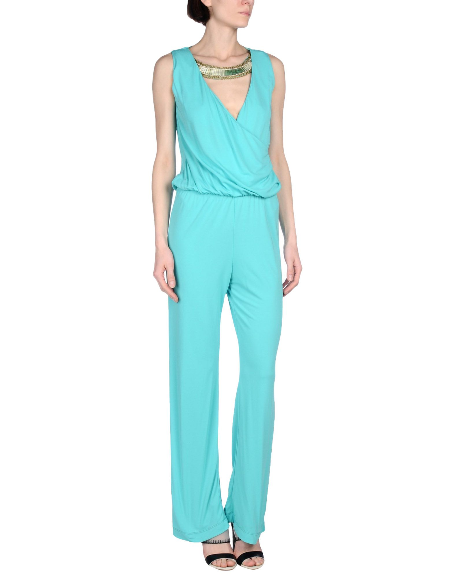 clips female clips jumpsuits