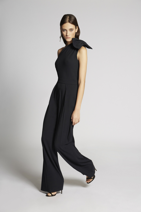 stretch wool margaux jumpsuit dresses Woman Dsquared2