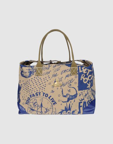 VIVIENNE WESTWOOD ETHICAL FASHION AFRICA - Travel & duffel bag