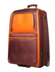 Чемодан и сумка на колесиках PIQUADRO on YOOX.COM.