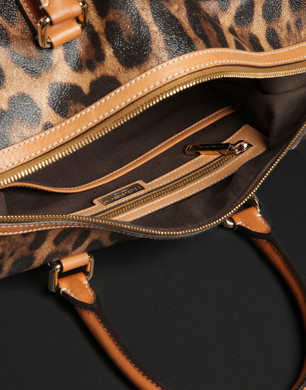 Bolsos medianos de tela - Bolsos medianos de tela - Dolce&Gabbana - Invierno 2016