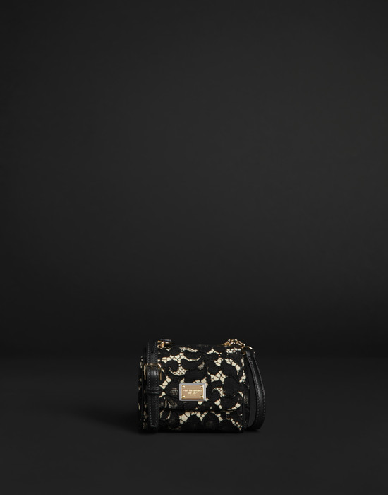 MISS CHARLES - Borse piccole in tessuto - Dolce&Gabbana - Estate 2016