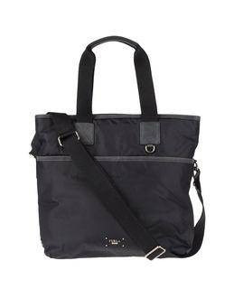 FURLA UOMO - СУМКИ - Большие сумки из текстиля.