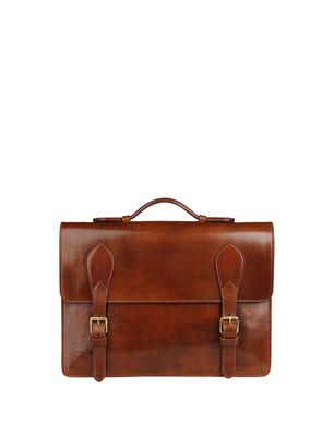 Briefcase Men's - SADDLERS UNION