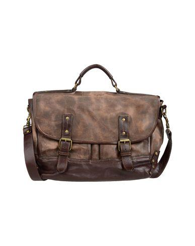 DOUCAL'S - Large leather bag