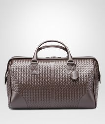 Holiday or weekend bagTravelLeatherBrown Bottega Veneta