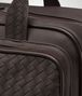 BOTTEGA VENETA BRIEFCASE IN EBANO INTRECCIATO VN Trolley and Carry-on bag E ap