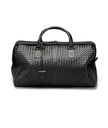 Holiday or weekend bagTravelLeatherBrown Bottega Veneta®