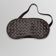 Intrecciato Nappa Eye Mask - Travel Accessory - BOTTEGA VENETA - PE13 - 250