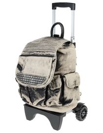 DIESEL - Wheeled luggage