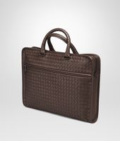 Moro Intrecciato Light Calf Briefcase