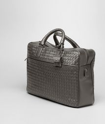 BOTTEGA VENETA - Briefcases, Shadow Intrecciato VN Briefcase