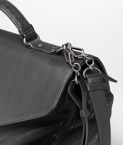 BOTTEGA VENETA - Washed Vintage Calf Briefcase