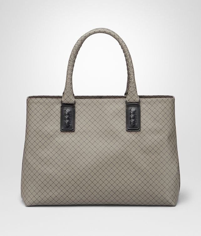 BOTTEGA VENETA Shadow Intrecciojet Tote Tote Bag E fp