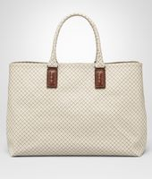 Gainsboro Intrecciojet Large Tote