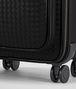 BOTTEGA VENETA TROLLEY IN NERO INTRECCIATO VN Trolley and Carry-on bag E ap