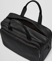 Nero Intrecciato VN Carry On Bag