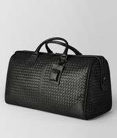 GROSSE DUFFEL BAG AUS INTRECCIATO VN IN NERO