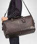 BOTTEGA VENETA Ebano Intrecciato VN Large Duffel Trolley and Carry-on bag E lp