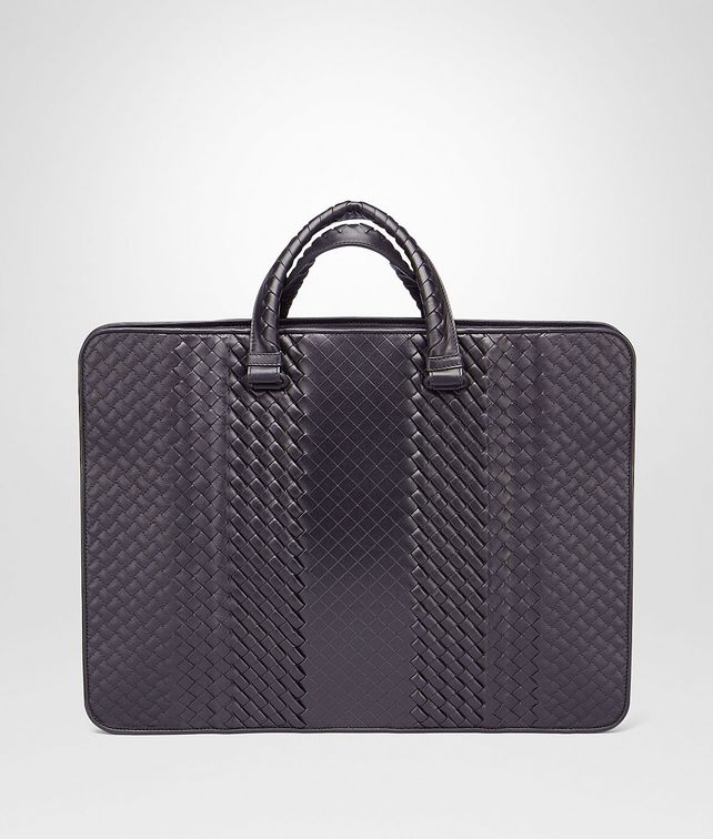BOTTEGA VENETA Aktentasche Intreccio Imperatore Tourmaline Business Tasche U fp