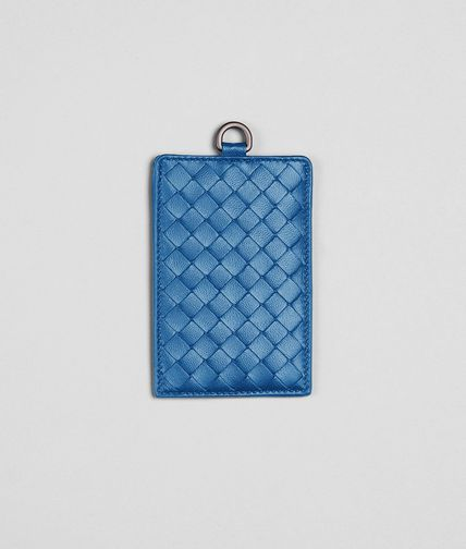 BOTTEGA VENETA - Électrique Intrecciato Nappa Card Case