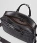 BOTTEGA VENETA BUSINESS BAG NERA IN VN INTRECCIATO Borsa Business U dp