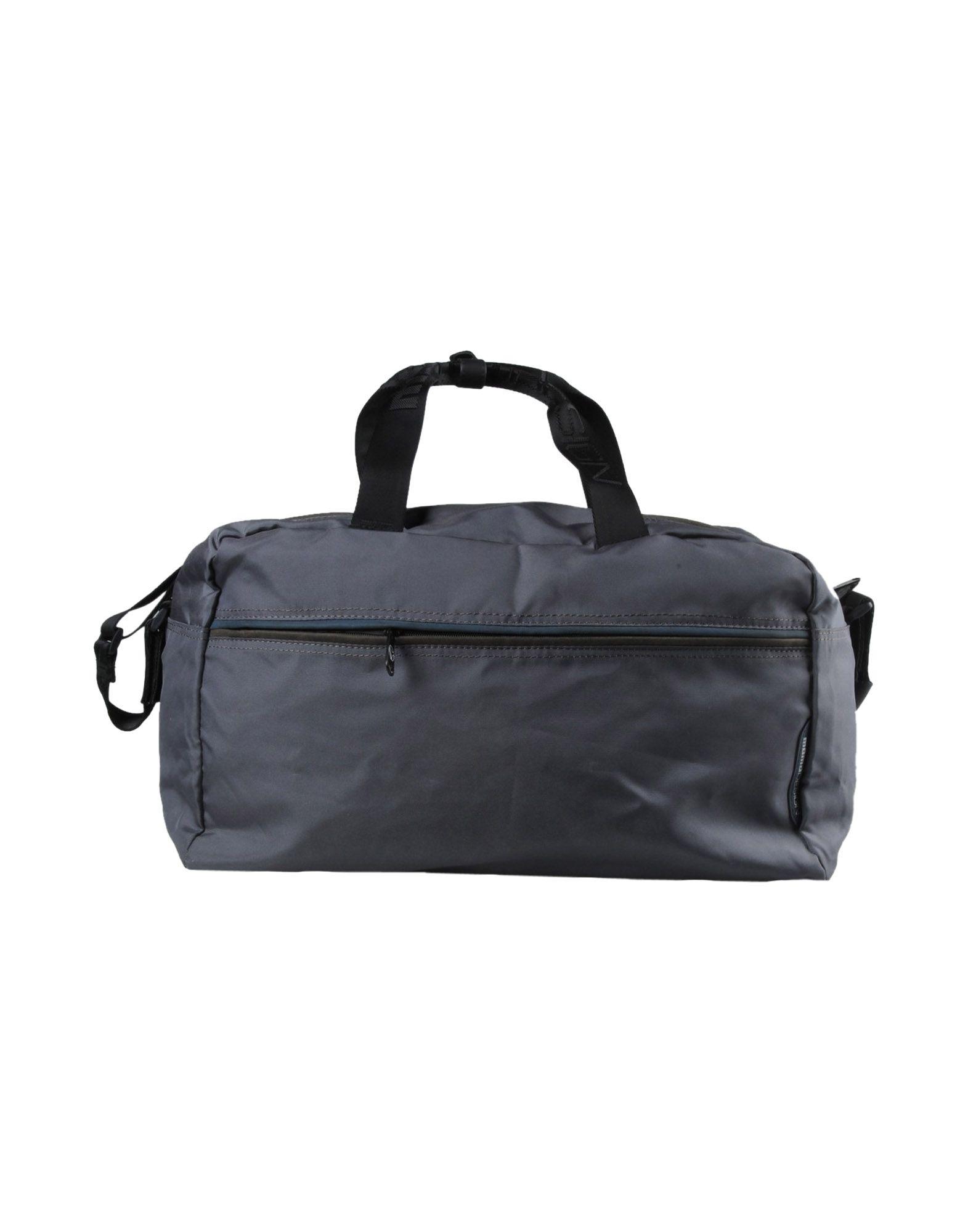 MOMO DESIGN Herren Reisetasche Farbe Blei Größe 1