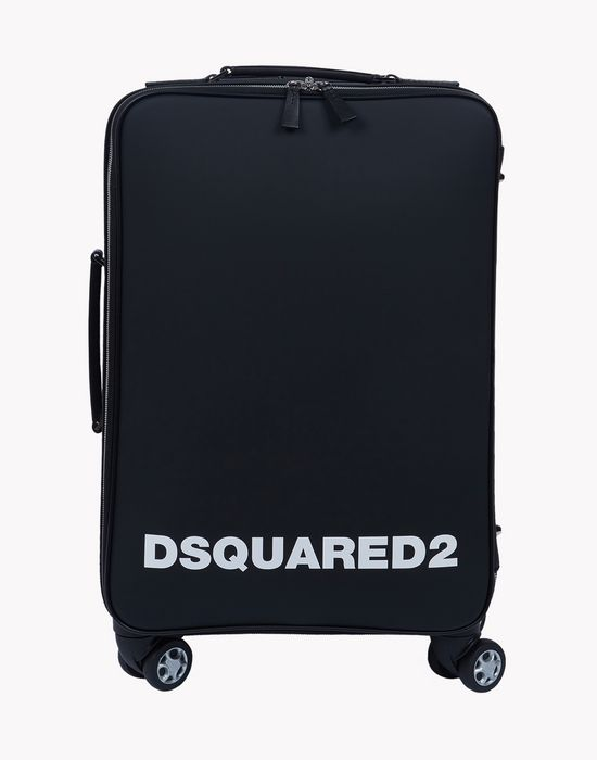 d2 suitcase luggage Man Dsquared2