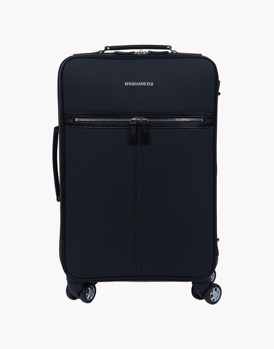 DSQUARED2 Wheeled luggage U S17TR10012902124 f