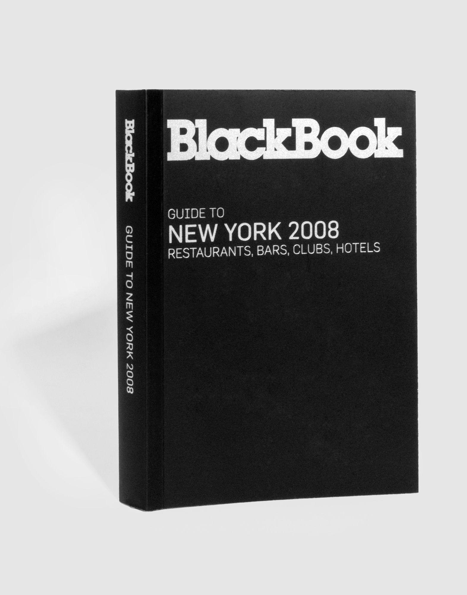 BLACKBOOK GUIDE LIFESTYLE  Item 56000452 1