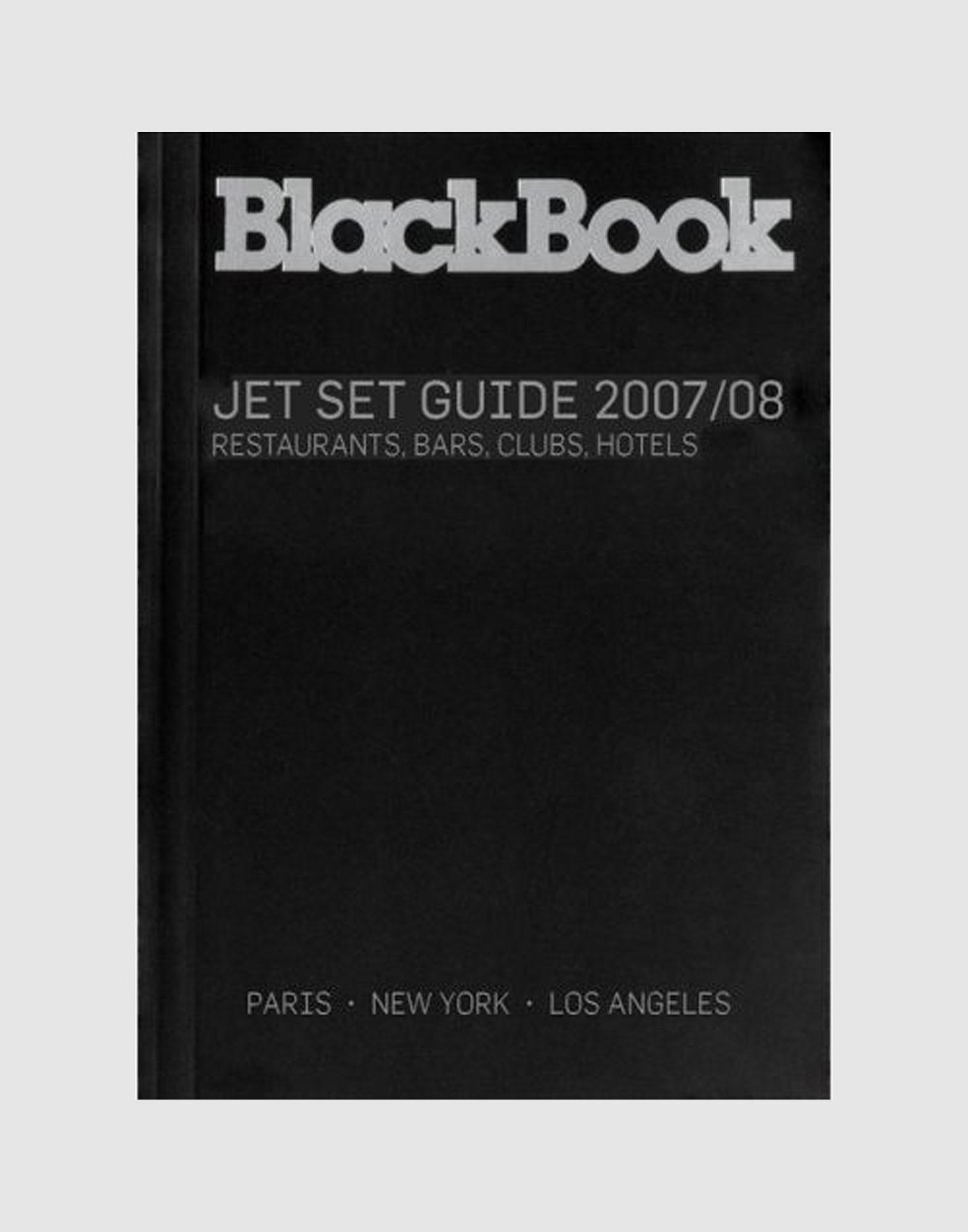 BLACKBOOK GUIDE LIFESTYLE  Item 56000455 1