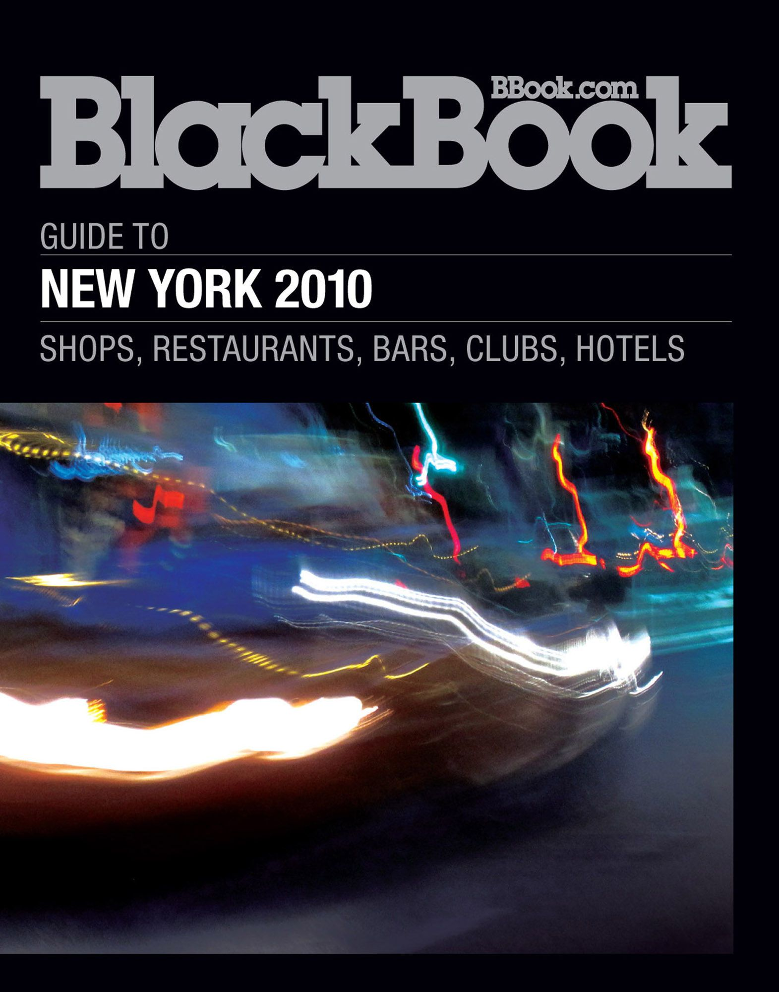 BLACKBOOK GUIDE LIFESTYLE  Item 56000696 1
