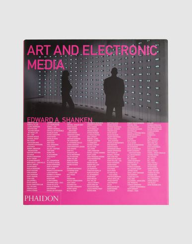 PHAIDON Art and Electronic Media Art mixte