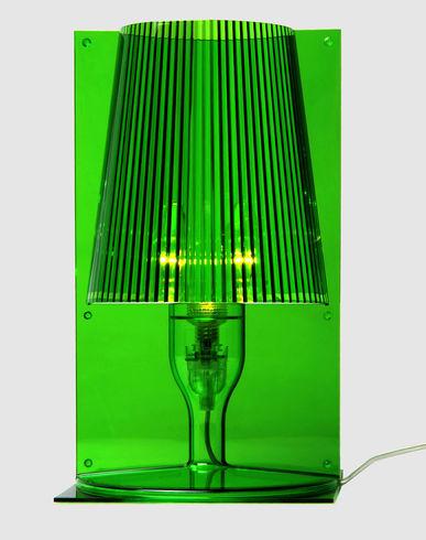 Настольная лампа KARTELL 58000388SF