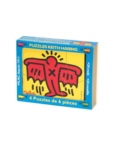 VILAC Keith Haring Puzzle Jeux éducatifs  enfant