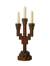 JOOST van BLEISWIJK Candelabrum