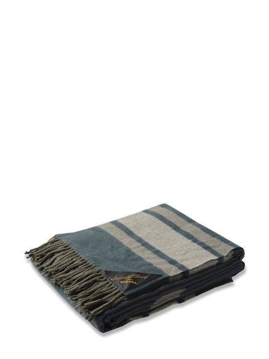 BOLD STRIPE THROW 130x180