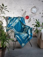 BIG BANDANA FURNISHING THROW 140X140